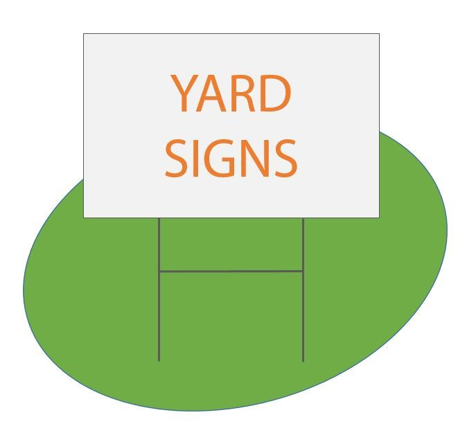 Yard Sign Image