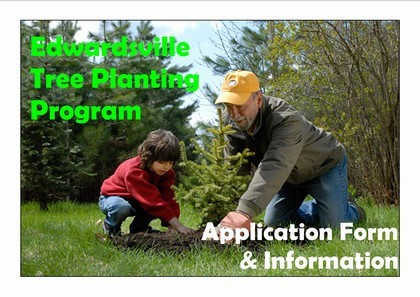 Tree Planting Program - Application Form and Information