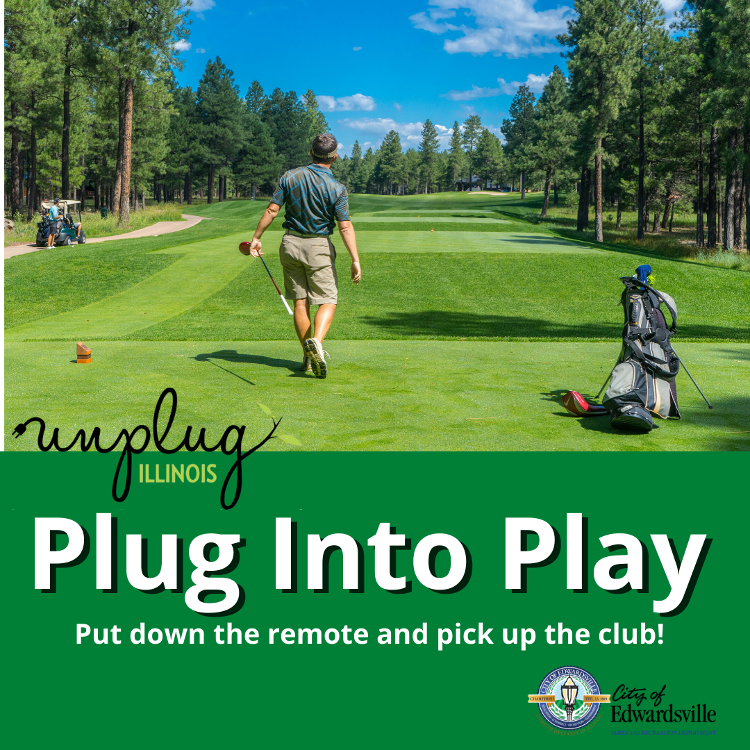 Plug Into Play golf